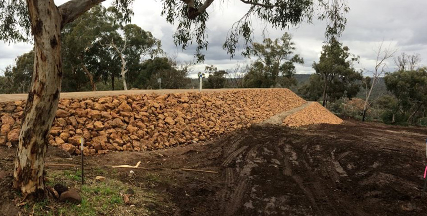 Excavation Kalamunda, Rock Breaking Mundaring, House Pads Gidgegannup