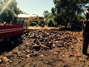 Site Excavation Perth Hills, Retaining Walls Kalamunda, Excavation Perth